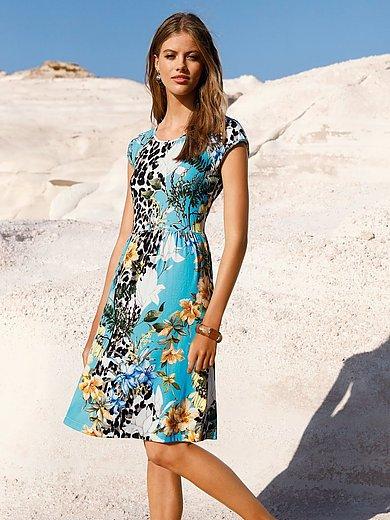 ZAIDA - La robe en jersey manches raglan