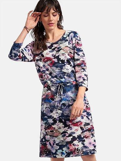 MYBC - La robe en jersey à manches 3/4