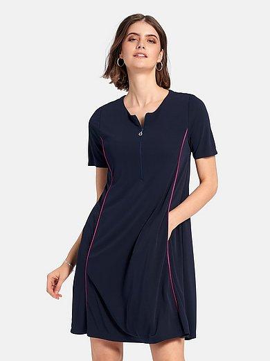 Looxent - La robe en jersey à manches courtes