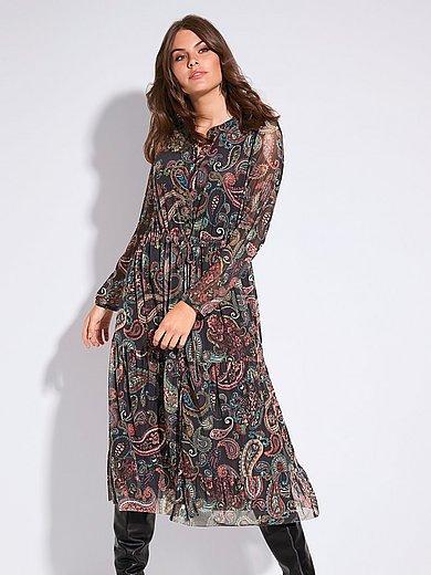 Samoon - Kleid in Maxi-Länge