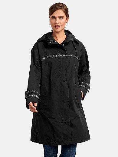 Basler - Le manteau 3/4 à emmanchures tombantes