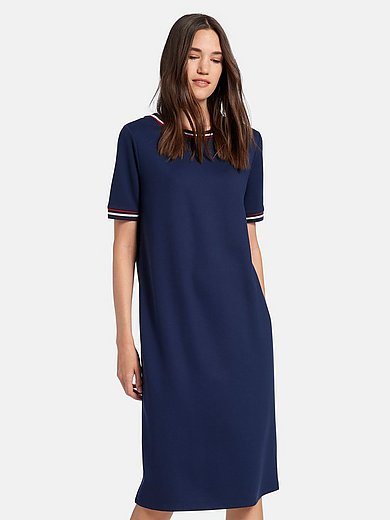 DAY.LIKE - Sweat dress with short sleeves
