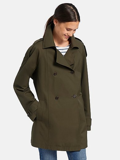 DAY.LIKE - Trench coat in double breasted design