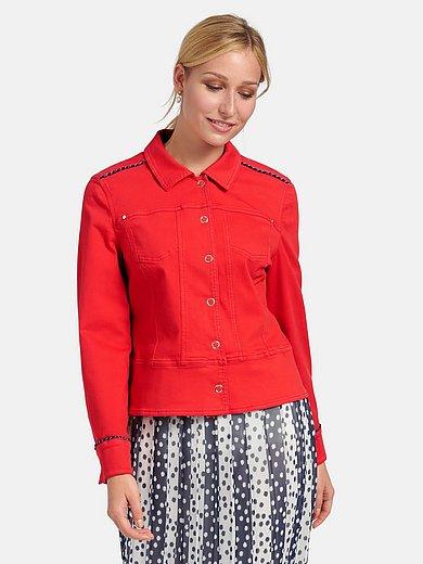 Basler - Denim jacket with raised collar
