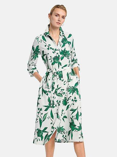 Peter Hahn - Kleid im Hemdblusen-Schnitt