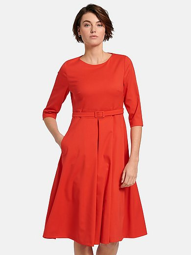 Fadenmeister Berlin - Dress with 3/4- length sleeves