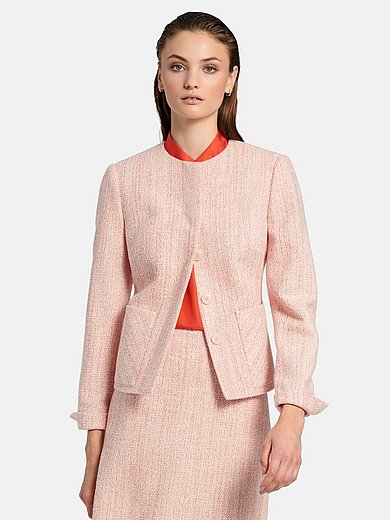 Fadenmeister Berlin - Jacket with turn-up sleeves