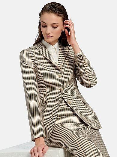 Fadenmeister Berlin - Blazer with revere collar
