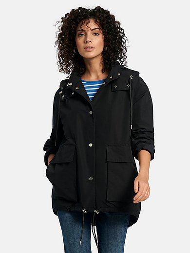 MYBC - La veste à capuche amovible