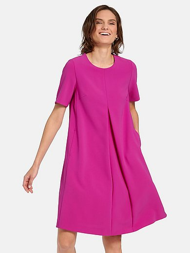 St. Emile - Dress with short sleeves