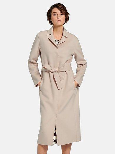 Fadenmeister Berlin - Le manteau col tailleur