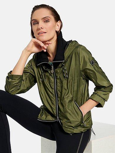 ulli_ehrlich Sportalm - La veste à capuche
