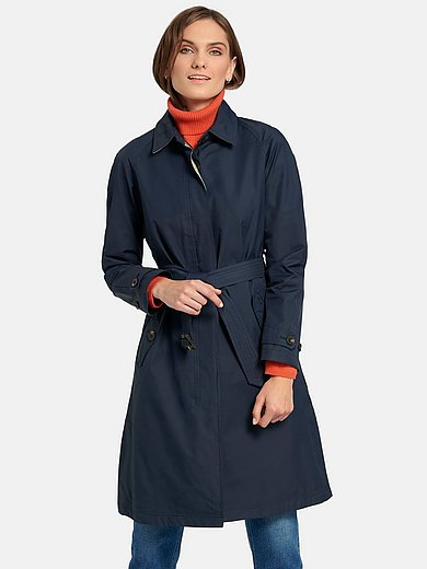 Barbour - Le trench-coat en micro-coton