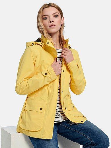 Barbour - La veste imperméable à capuche amovible