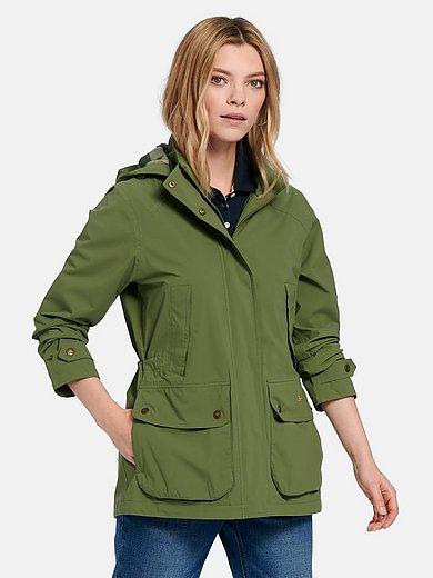 Barbour - Waterproof jacket with hood