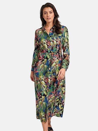 Emilia Lay - Kleid mit Bindegürtel