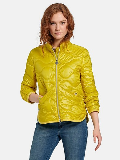 Betty Barclay - Quilted jacket with high-closing front zip