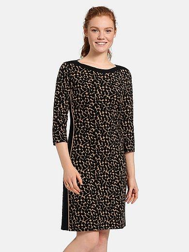 Betty Barclay - Jersey-Kleid mit U-Boot-Ausschnitt