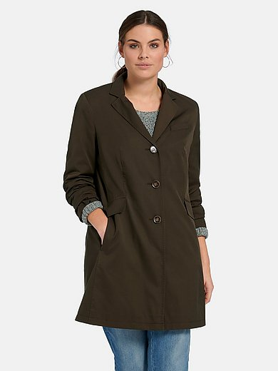 Fuchs & Schmitt - Midseason coat in blazer style