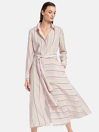 (THE MERCER) N.Y. - Midi dress with long sleeves
