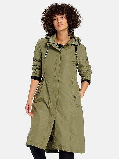 Green Goose - Parka style coat
