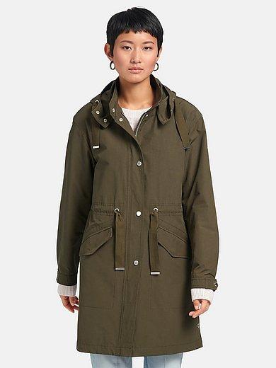 Fuchs & Schmitt - Lange jas in parka-stijl