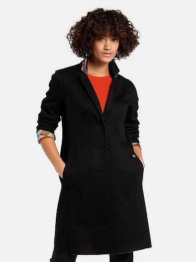 Fuchs & Schmitt - Knee-length coat with reversible collar
