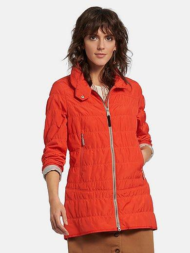Fuchs & Schmitt - Quiltet jakke med fleksible krave