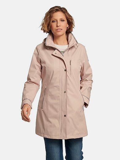 Green Goose - Urban look jacket with zip-off hood
