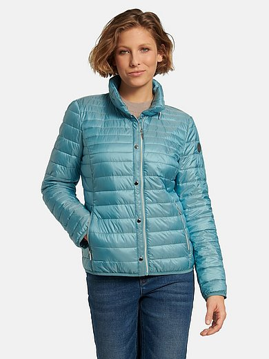 Green Goose - Quilted jacket with hood