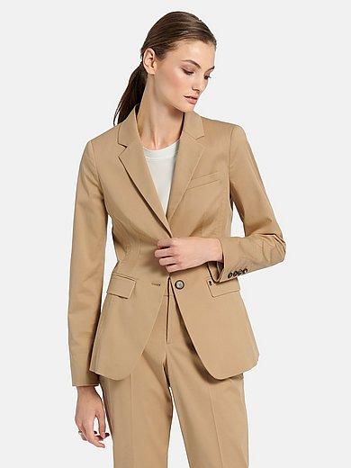 Bogner - Le blazer en coton stretch