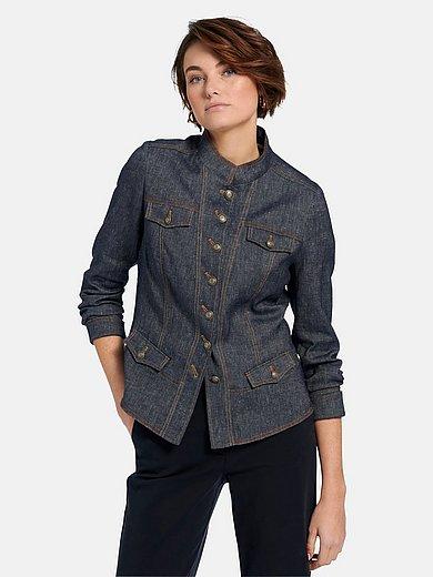 Schneiders Salzburg - Jacket in cotton and linen mix