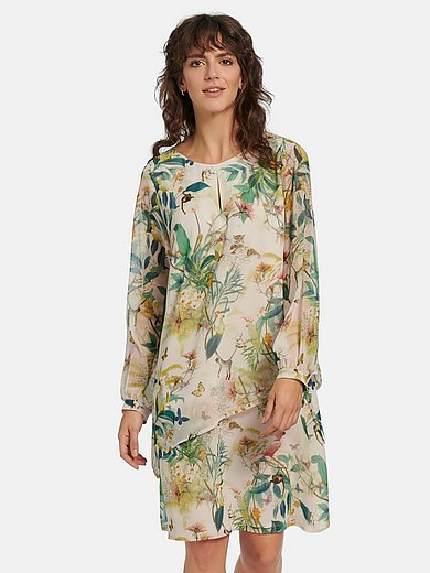 Gerry Weber - Dress with exotic print