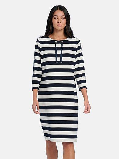Rabe - Jersey-Kleid mit 3/4-Arm