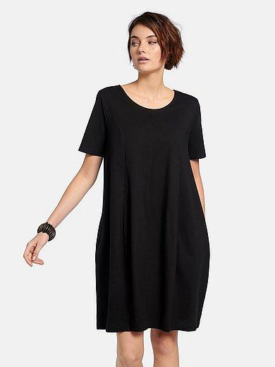 Green Cotton - Jersey-Kleid in O-Shape