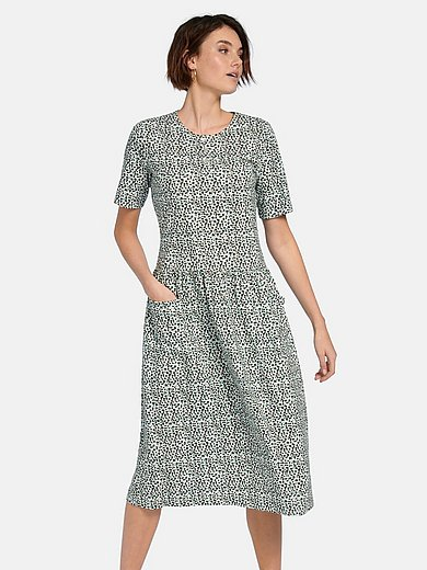 Green Cotton - La robe en jersey 100% coton