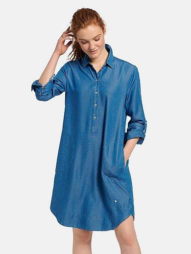 Brax Feel Good - La robe-chemise manches longues à poignets