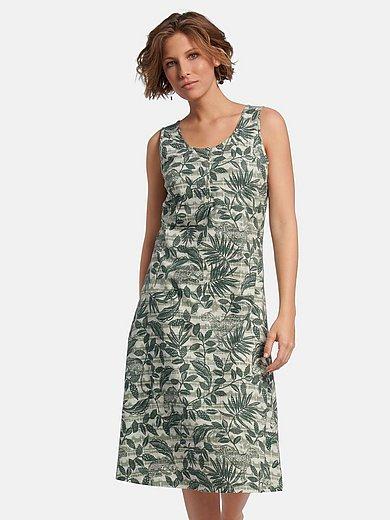 Green Cotton - La robe sans manches en jersey 100% coton