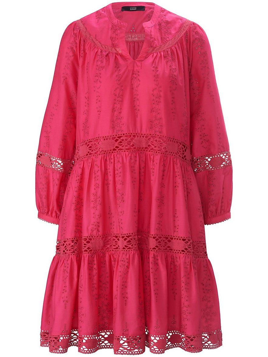 steffen schraut - Kleid im Boho-Style  pink Größe: 38