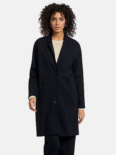 tRUE STANDARD - Le manteau en jersey avec manches longues