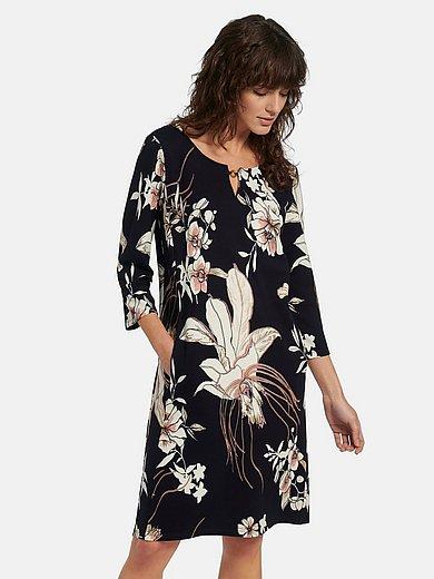 Betty Barclay - Jerseyklänning med 3/4-ärmar