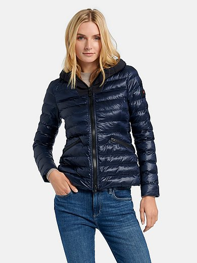 Peuterey - Quilted jacket with hood