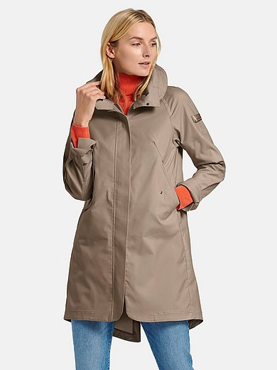Peuterey - Lange jas met staande kraag