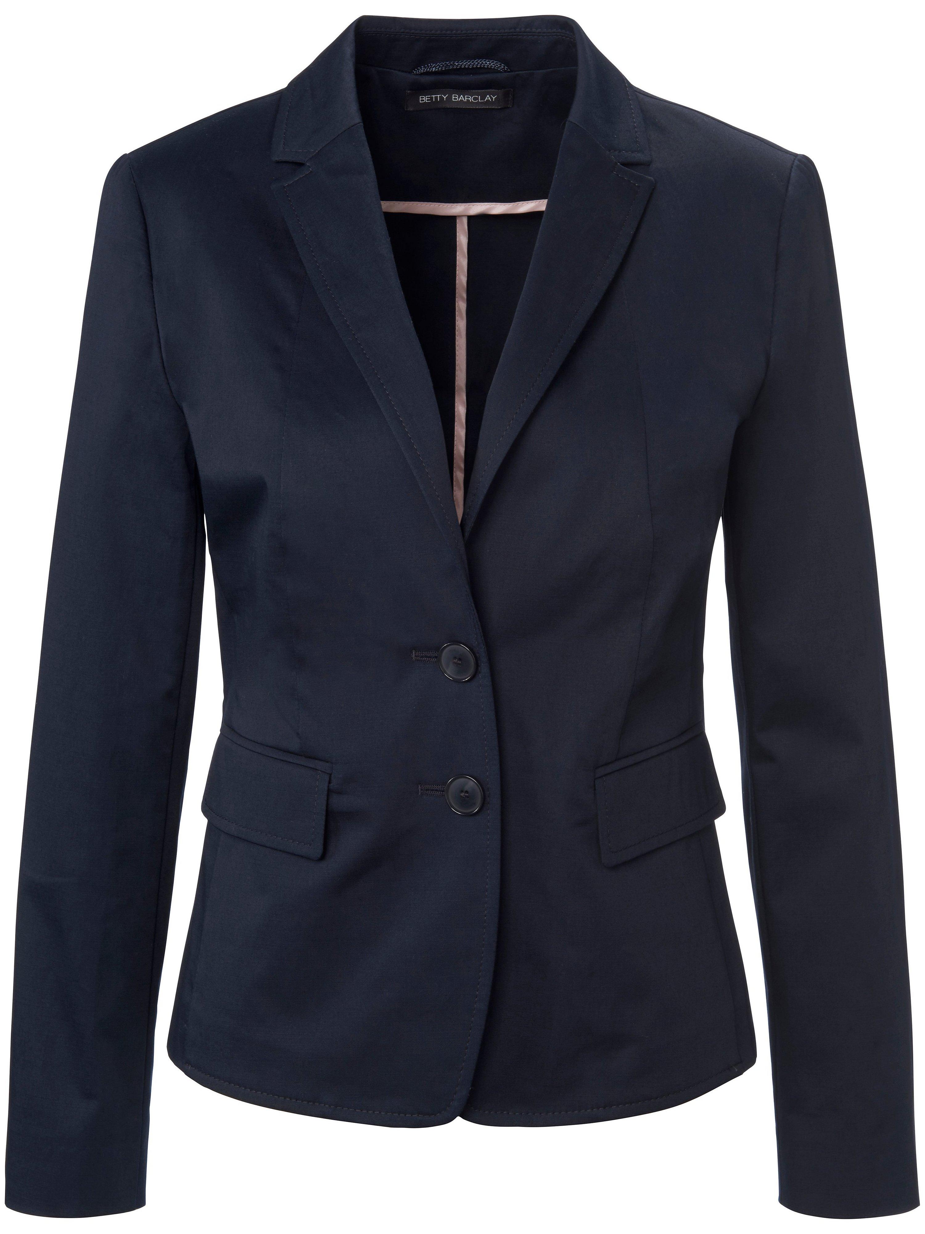 Korte blazer Van Betty Barclay blauw