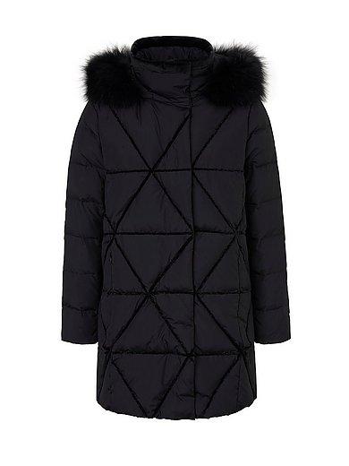 Basler - La longue veste doudoune matelassée