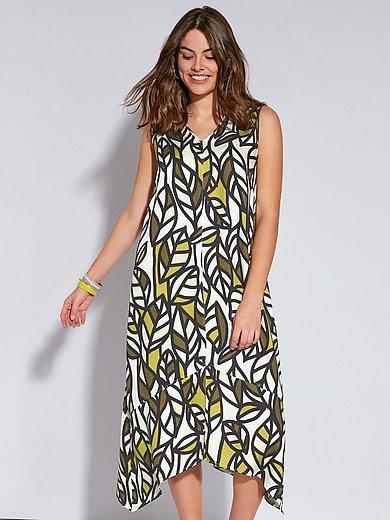 Samoon - Ärmelloses Jersey-Kleid