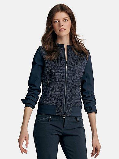 Bogner - Jacket with round neckline