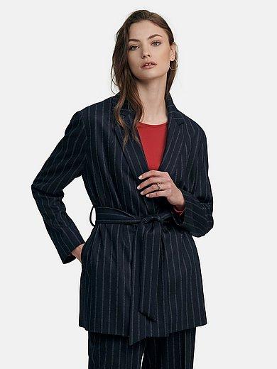 Fadenmeister Berlin - Le blazer en jersey à col tailleur