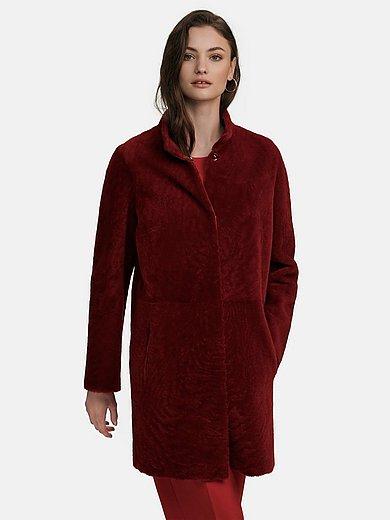 Fadenmeister Berlin - Reversible lambskin jacket