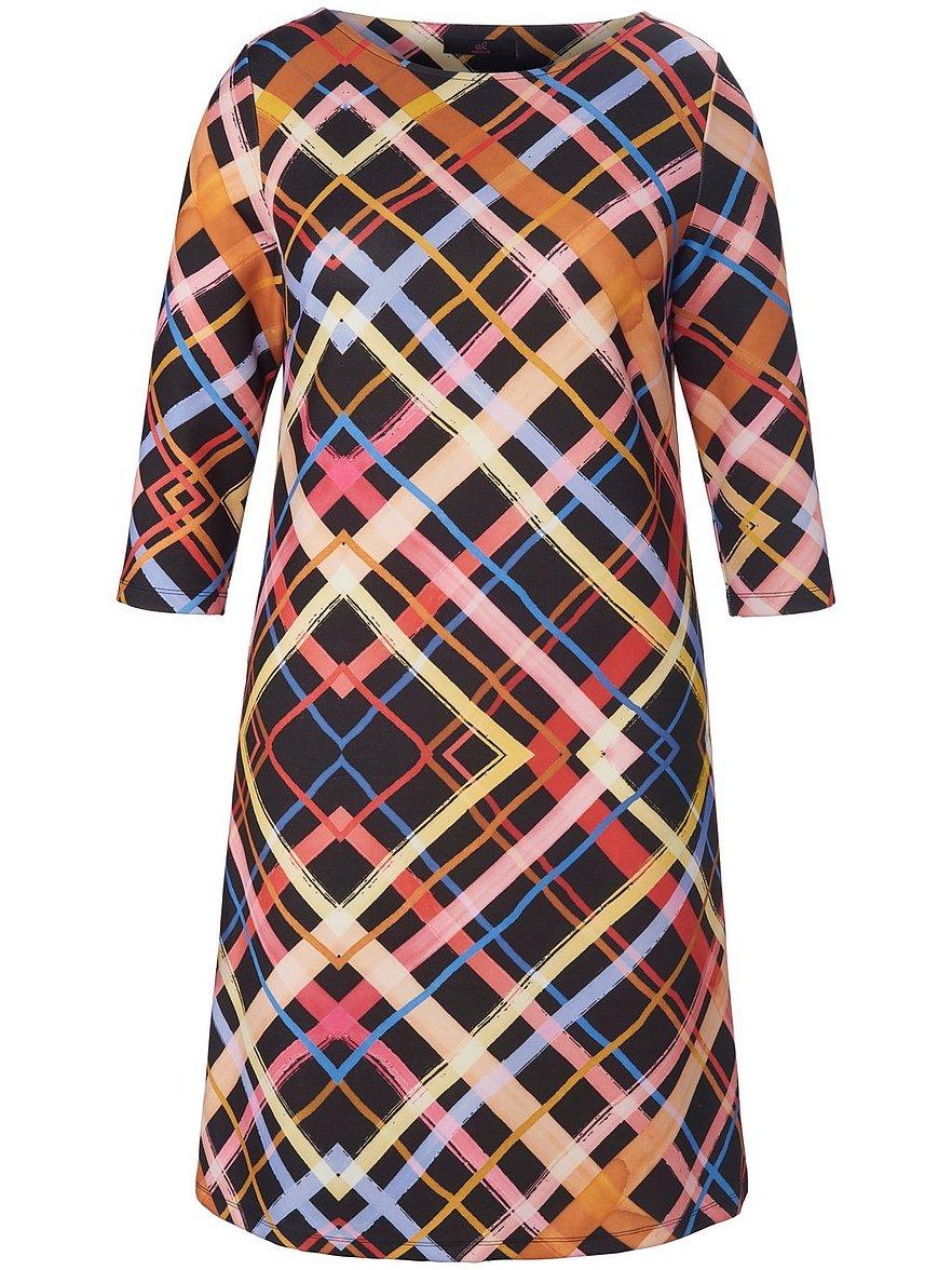 emilia lay - Jersey-Kleid 3/4-Arm  schwarz Größe: 48